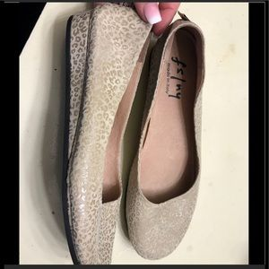 FS-NY High end flats made in Italy size 9.5